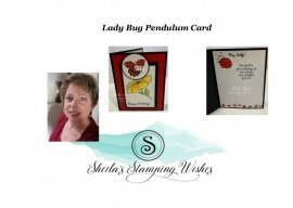 Little Lady Pendulum Card